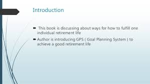 retirement goal planning system thinking smarter shlomo benartzi book review
