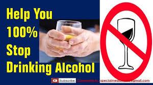 Kết quả hình ảnh cho stop drinking alcohol