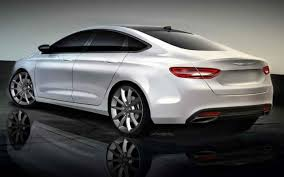 2018 chrysler 200 redesign. fine 200 2018 chrysler 200 rumors rear angle for chrysler redesign r