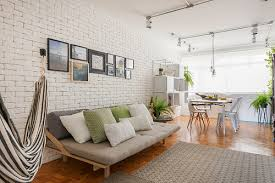 indian house interior designs. home with a brick wall indian house interior designs