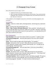 3 5 Essay Format 3 5_paragraph_essay 1 3 5 Paragraph Essay Format Usefor