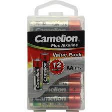 <b>Батарейки AA Camelion</b> LR6-BPH12 12 шт. — купить в городе ...