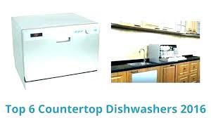 apartment dishwasher