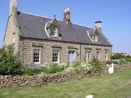Beautiful Stone Cottage - A Unique Rural Retreat In The Scottish Borders
