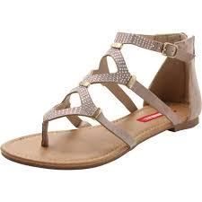 Unionbay Size Chart Unionbay Nebula Rhinestone Sandals Flats Shoes Shop