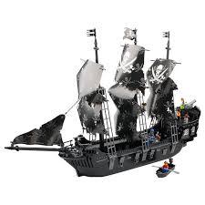 Us 6621 53 Offkazi Grote Piratenschip Bouwstenen Kids Diy Assemblage Blokken Educaitonal Speelgoed Voor Kinderen Jongens Technische Baksteen