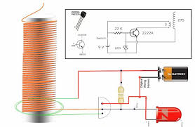 how to make simple v tesla coil howtomaketeslacoil circuit diagram