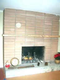 slate tiles for fireplace tile over fireplace refacing fireplace with tile tile over brick fireplace reface
