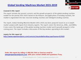 Global Vending Machine Delectable Global Vending Machines Market 48 48 YouTube