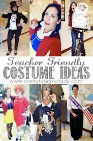 teacher friendly costume ideas