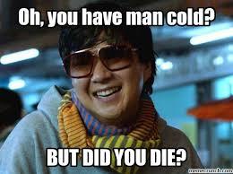 man cold via Relatably.com