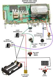 tinkering the naos raptor 20a 120w dc dc converter corrected