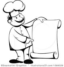 cooking clipart black and white. Unique Clipart Chef Clipart Black And White  Panda  Free Images Png Free  Stock Cooking