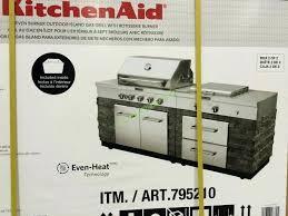 kitchen aid grill 7 burner island grill part chaser kitchenaid grill lid