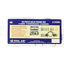amazon com electronic specialties 142 5 flexible silicon back Flex It Tens Unit Probe Wire Harness sg tool aid 23500 back probe kit