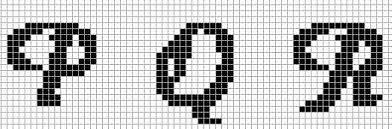 23 Unbiased Filet Crochet Letters Patterns Free