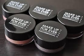 make up for ever aqua cream swatches