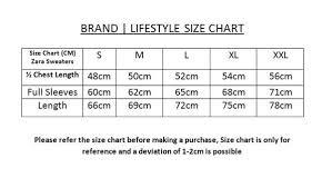 Zara Slim Fit Shirt Size Chart Fitness And Workout