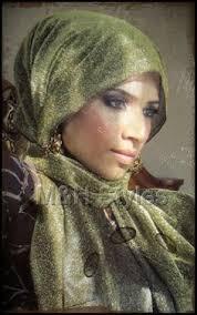hijab style samans saman