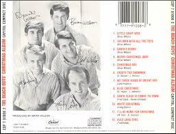 CD Album - The Beach Boys - The Beach Boys' Christmas Album ...