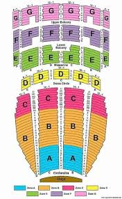 Ace Theater Seating Chart Paradigmatic Arlene Schnitzer Concert Hall Seating Chart Dte