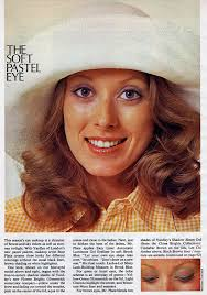 the soft pastel eye