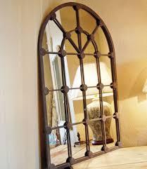 image of window mirror wall decor vintage