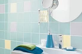 bathroom colors yellow. Bathroom Tiles Colors Blue Yellow Wall