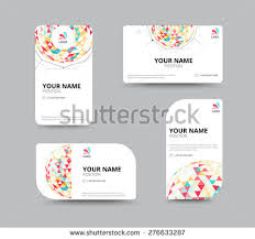 business card templates free creative business cards vectors
