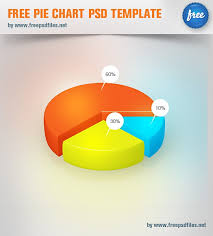Pie Graph Template Free Pie Chart Psd Template Free Psd Files