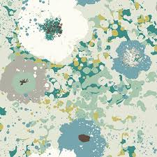 mint green wallpaper. Interesting Mint York Wallcoverings Culture Club Mint Green And Taupe Floral Wallpaper On L