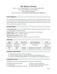 Game Tester Cv Game Tester Resume Sample Resume Format For Software Tester Cover