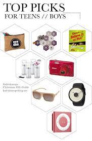 Christmas Gift Guide 2013 // Top Picks for Teen Boys - Christmas Gift Ideas  for