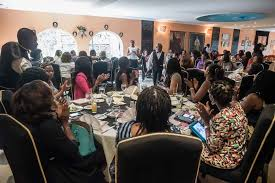 february roundtable lunch with ifeoma williams 20