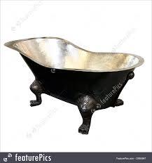 metal tub clipart