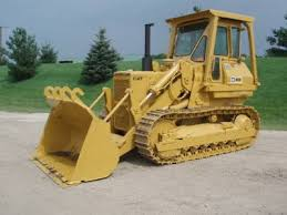 caterpillar 955l crawler loader