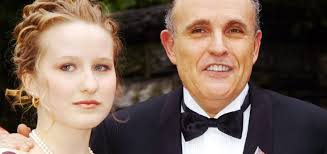 Look at her social media. Rudy Giuliani S Daughter Endorses Joe Biden Democrats Voice