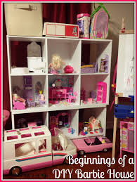 My mom and I decided to save all of (or the majority of) my Barbie stuff in  case I ever had a daughter, and can I tell you that was the best ...