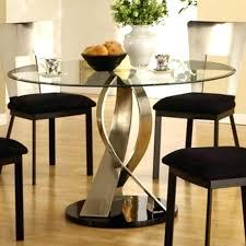 round glass dining set round glass dining set round glass dining room table black glass dining