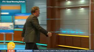 Piers Morgan leaves Good Morning ...
