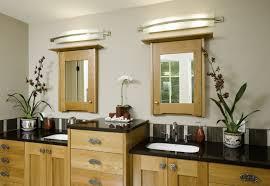 eclectic vintage bathroom lighting