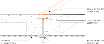 expansion joint concrete wall. download cad file technical detail expansion joint concrete wall a