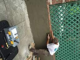 how to repair exterior cinderblock