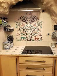 Tile Murals For Kitchen Kitchen Backsplash Tiles Backsplash Tile Ideas Balian Studio