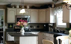 kitchen cabinet decor ideas decorating top kitchen cabinets