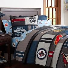 nhl bed sheets
