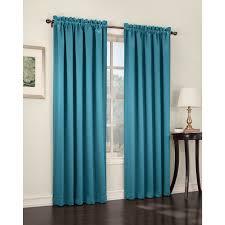 Sun Zero Galia Rod Pocket Room Darkening Window Curtain Panel or Valance -  Free Shipping On Orders Over $45 - Overstock.com - 18582228