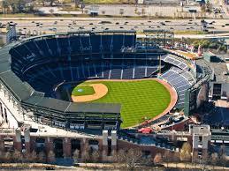 Atlanta Braves Stadium Design Turner Field Atlanta Baseball Park Atlanta Braves