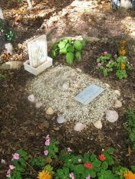 Pet Memorial Garden  Yard  Pinterest  Pet Memorials Gardens Dog Burial Backyard