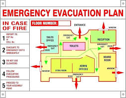 Evacuation Plan Sample Image Result For Hotel Emergency Evacuation Plan Template